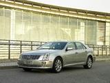 Cadillac SLS 2007–09 pictures