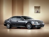 Cadillac SLS 2007–09 wallpapers
