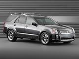 Cadillac SRX Black Diamond Concept 2003 pictures