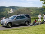 Cadillac SRX 2004–09 images