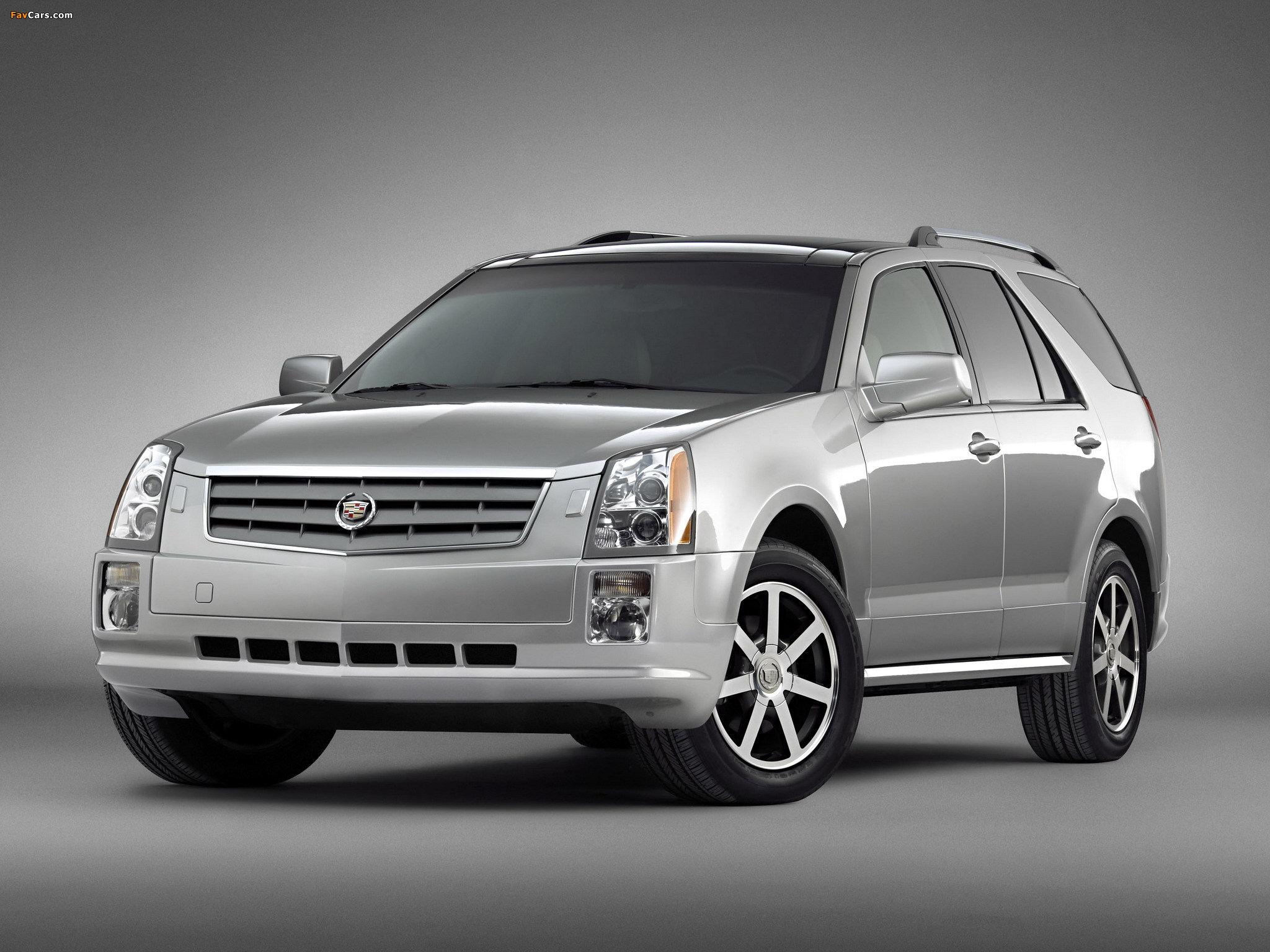Cadillac SRX 2004–09 pictures (2048 x 1536)