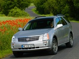Cadillac SRX 2004–09 pictures
