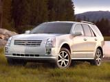 Cadillac SRX 2004–09 wallpapers