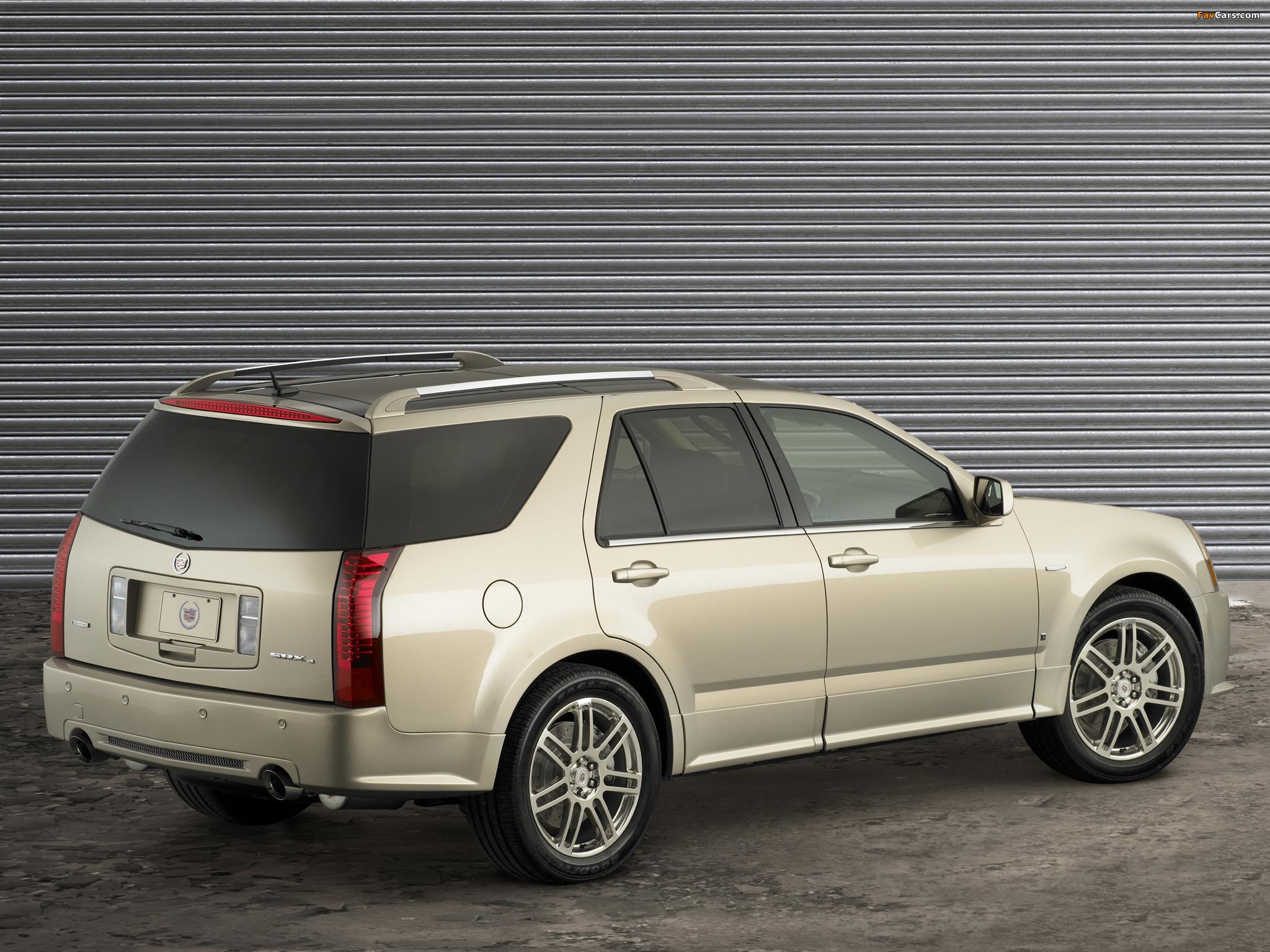 Cadillac SRX Sport by Dana Buchman 2006 pictures (2048 x 1536)