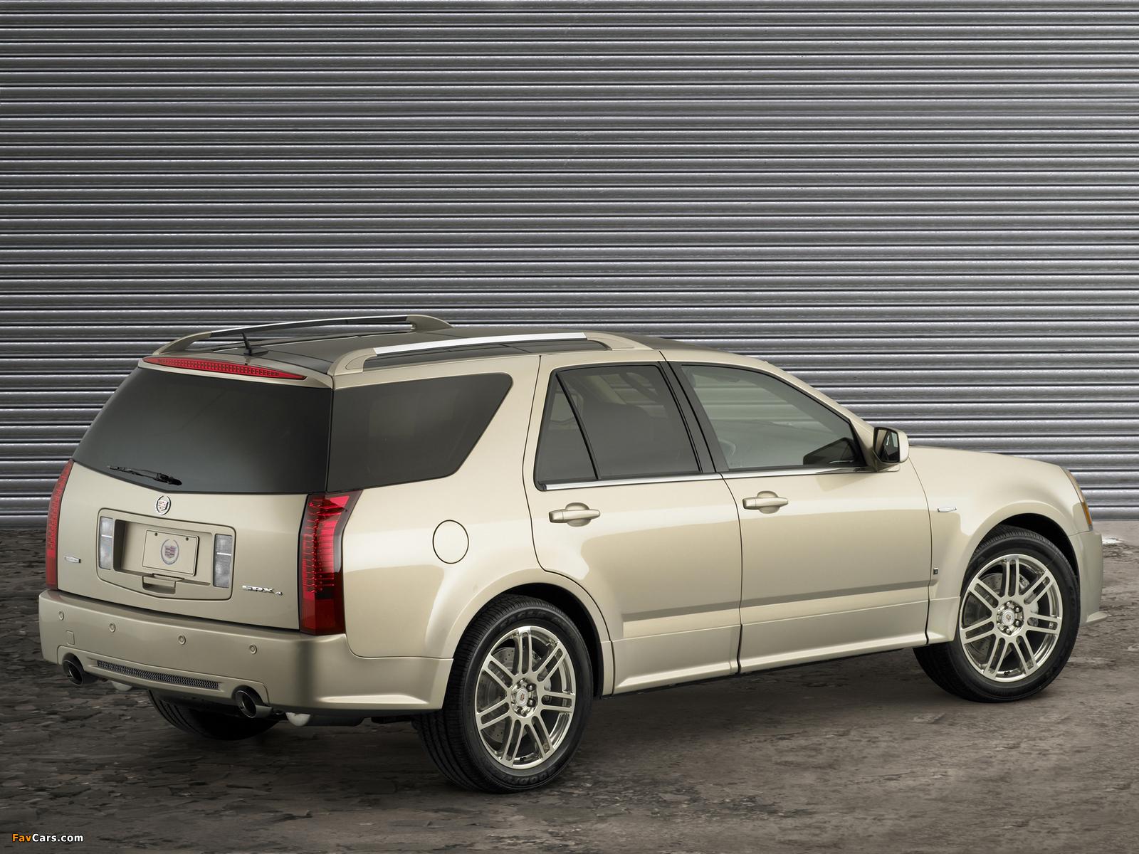Cadillac SRX Sport by Dana Buchman 2006 pictures (1600 x 1200)
