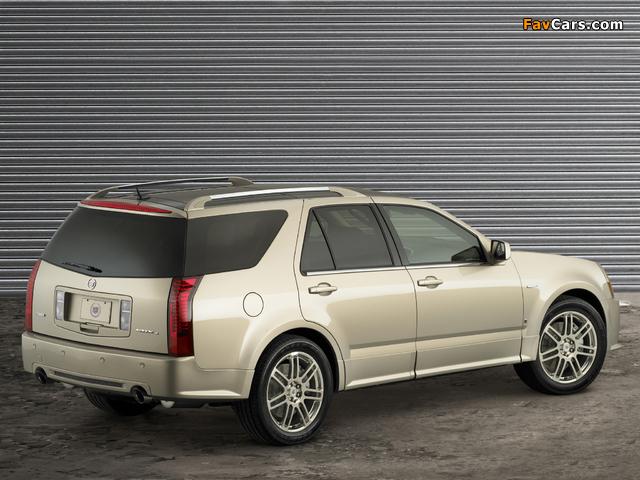 Cadillac SRX Sport by Dana Buchman 2006 pictures (640 x 480)