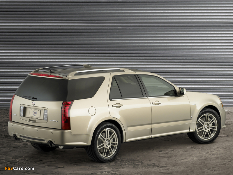 Cadillac SRX Sport by Dana Buchman 2006 pictures (800 x 600)