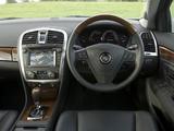 Cadillac SRX UK-spec 2007–08 images