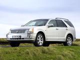 Cadillac SRX UK-spec 2007–08 photos