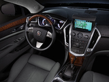 Cadillac SRX 2009–12 images