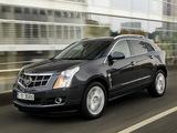 Cadillac SRX EU-spec 2009–12 images
