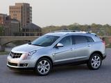 Cadillac SRX 2009–12 photos