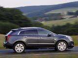 Cadillac SRX EU-spec 2009–12 pictures
