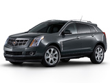Cadillac SRX 2009–12 pictures