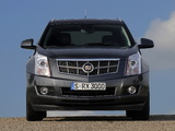 Cadillac SRX EU-spec 2009–12 wallpapers