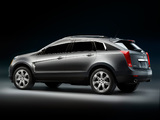Cadillac SRX 2009–12 wallpapers