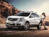 Cadillac SRX Route 66 2011 images