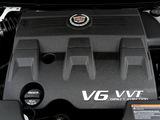 Cadillac SRX EU-spec 2012 images