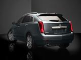 Cadillac SRX 2012 images