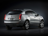 Cadillac SRX 2012 photos