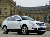 Cadillac SRX EU-spec 2012 photos