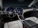 Cadillac SRX 2012 photos