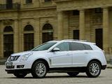 Cadillac SRX EU-spec 2012 photos