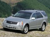 Images of Cadillac SRX 2004–09