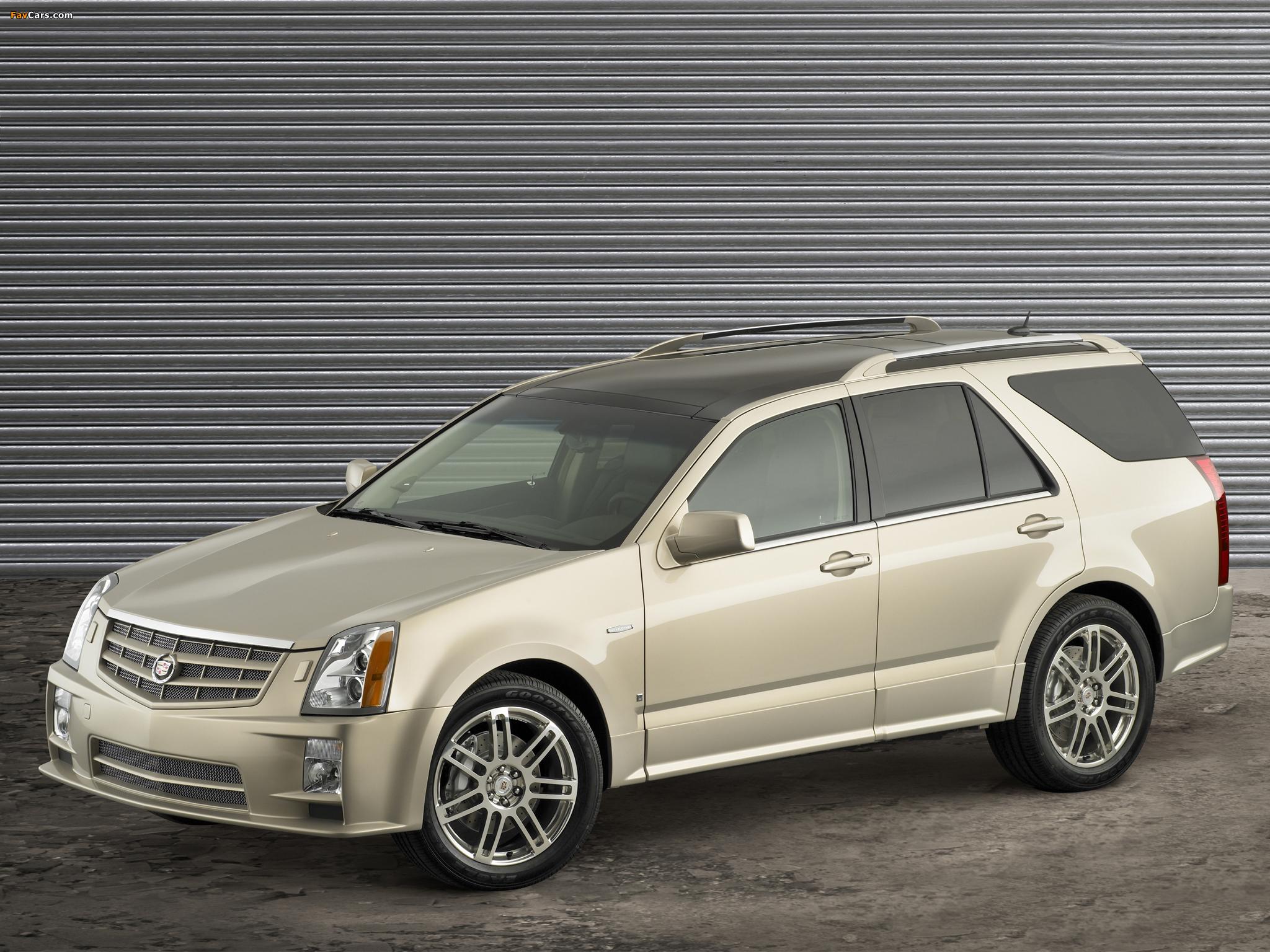 Images of Cadillac SRX Sport by Dana Buchman 2006 (2048 x 1536)