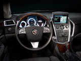 Images of Cadillac SRX 2009–12