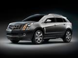 Images of Cadillac SRX 2009–12