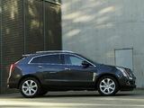 Images of Cadillac SRX EU-spec 2009–12