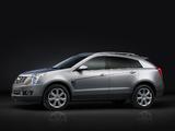 Images of Cadillac SRX 2012