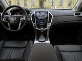 Images of Cadillac SRX EU-spec 2012