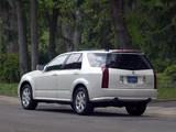 Photos of Cadillac SRX 2004–09