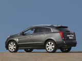 Photos of Cadillac SRX EU-spec 2009–12