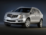Photos of Cadillac SRX 2009–12