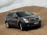 Photos of Cadillac SRX EU-spec 2009–12