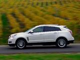 Photos of Cadillac SRX EU-spec 2012