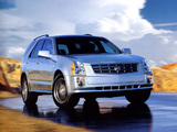Pictures of Cadillac SRX 2004–09