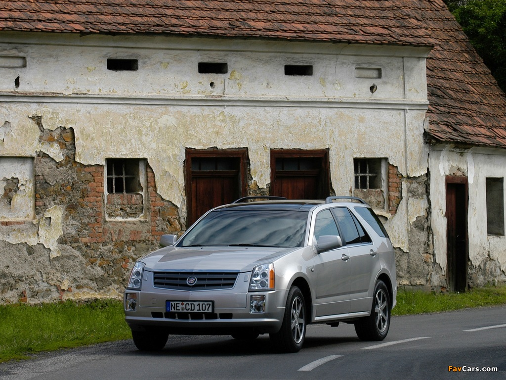 Pictures of Cadillac SRX 2004–09 (1024 x 768)