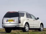 Pictures of Cadillac SRX UK-spec 2007–08