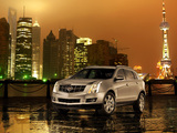 Pictures of Cadillac SRX 2009–12