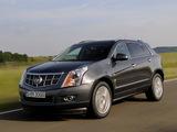 Pictures of Cadillac SRX EU-spec 2009–12