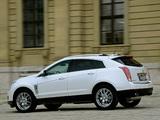 Pictures of Cadillac SRX EU-spec 2012