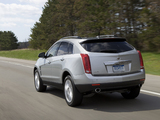 Cadillac SRX 2009–12 wallpapers