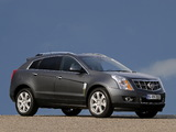 Cadillac SRX EU-spec 2009–12 wallpapers