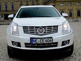 Wallpapers of Cadillac SRX EU-spec 2012