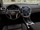 Cadillac SRX EU-spec 2012 wallpapers