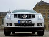 Cadillac SRX EU-spec 2012 wallpapers